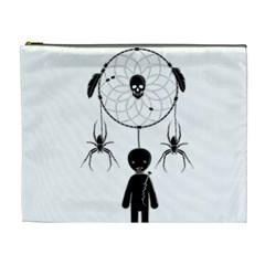 Voodoo Dream Catcher  Cosmetic Bag (xl) by Valentinaart