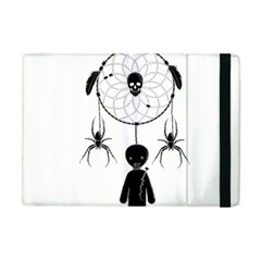 Voodoo Dream Catcher  Apple Ipad Mini Flip Case by Valentinaart