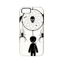 Voodoo Dream Catcher  Apple Iphone 5 Classic Hardshell Case (pc+silicone) by Valentinaart