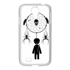 Voodoo Dream Catcher  Samsung Galaxy S4 I9500/ I9505 Case (white)