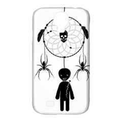 Voodoo Dream Catcher  Samsung Galaxy S4 Classic Hardshell Case (pc+silicone) by Valentinaart