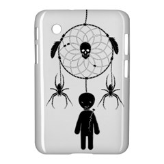 Voodoo Dream Catcher  Samsung Galaxy Tab 2 (7 ) P3100 Hardshell Case  by Valentinaart