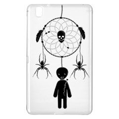 Voodoo Dream Catcher  Samsung Galaxy Tab Pro 8 4 Hardshell Case by Valentinaart