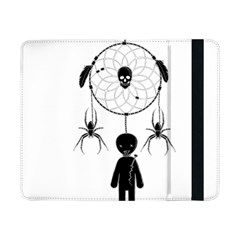 Voodoo Dream Catcher  Samsung Galaxy Tab Pro 8 4  Flip Case by Valentinaart