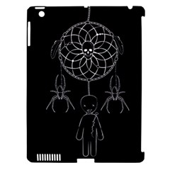 Voodoo Dream Catcher  Apple Ipad 3/4 Hardshell Case (compatible With Smart Cover) by Valentinaart