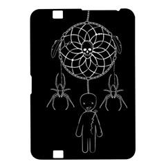 Voodoo Dream Catcher  Kindle Fire Hd 8 9  by Valentinaart