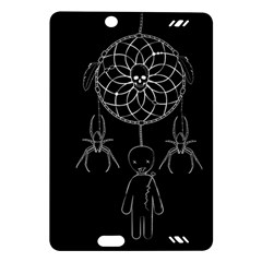 Voodoo Dream Catcher  Amazon Kindle Fire Hd (2013) Hardshell Case by Valentinaart