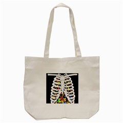 Trick Or Treat  Tote Bag (cream) by Valentinaart