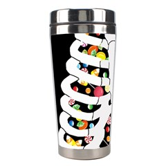 Trick Or Treat  Stainless Steel Travel Tumblers by Valentinaart
