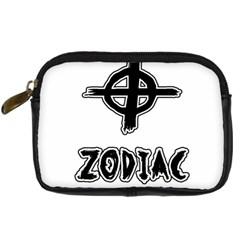 Zodiac Killer  Digital Camera Cases by Valentinaart