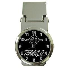 Zodiac Killer  Money Clip Watches by Valentinaart