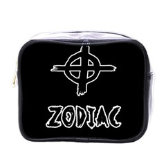 Zodiac Killer  Mini Toiletries Bags by Valentinaart
