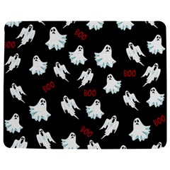 Ghost Pattern Jigsaw Puzzle Photo Stand (rectangular) by Valentinaart
