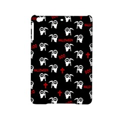 Death Pattern   Halloween Ipad Mini 2 Hardshell Cases by Valentinaart