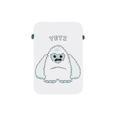 Yeti Apple Ipad Mini Protective Soft Cases by Valentinaart