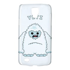 Yeti Galaxy S4 Active by Valentinaart