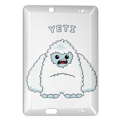 Yeti Amazon Kindle Fire Hd (2013) Hardshell Case by Valentinaart