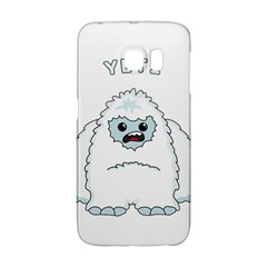 Yeti Galaxy S6 Edge by Valentinaart