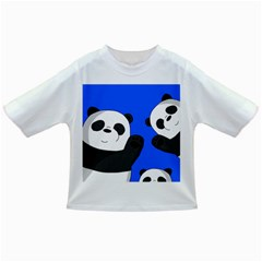 Cute Pandas Infant/toddler T Shirts
