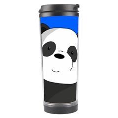 Cute Pandas Travel Tumbler by Valentinaart