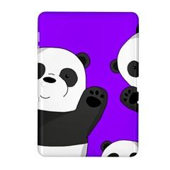 Cute Pandas Samsung Galaxy Tab 2 (10 1 ) P5100 Hardshell Case  by Valentinaart
