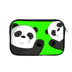 Cute Pandas Apple Macbook Pro 13  Zipper Case by Valentinaart