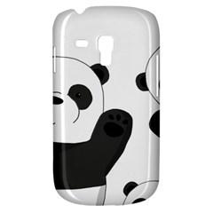 Cute Pandas Galaxy S3 Mini by Valentinaart