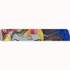 Graffiti Mural Street Art Painting Small Bar Mats