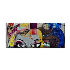 Graffiti Mural Street Art Painting Cosmetic Storage Cases by BangZart