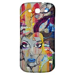 Graffiti Mural Street Art Painting Samsung Galaxy S3 S Iii Classic Hardshell Back Case by BangZart