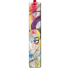 Graffiti Mural Street Art Painting Large Book Marks by BangZart