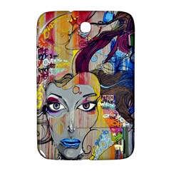 Graffiti Mural Street Art Painting Samsung Galaxy Note 8 0 N5100 Hardshell Case  by BangZart