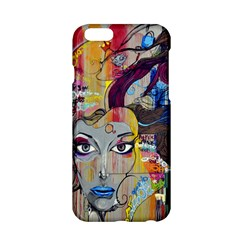Graffiti Mural Street Art Painting Apple Iphone 6/6s Hardshell Case by BangZart