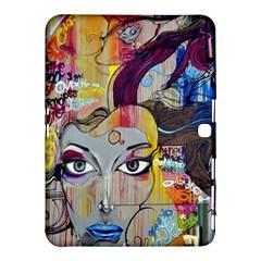 Graffiti Mural Street Art Painting Samsung Galaxy Tab 4 (10 1 ) Hardshell Case
