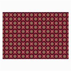 Kaleidoscope Seamless Pattern Large Glasses Cloth (2 Side)