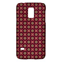 Kaleidoscope Seamless Pattern Galaxy S5 Mini by BangZart