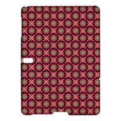 Kaleidoscope Seamless Pattern Samsung Galaxy Tab S (10 5 ) Hardshell Case