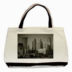 Minneapolis Minnesota Skyline Basic Tote Bag