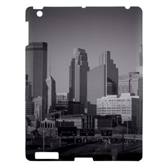 Minneapolis Minnesota Skyline Apple Ipad 3/4 Hardshell Case