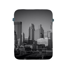 Minneapolis Minnesota Skyline Apple Ipad 2/3/4 Protective Soft Cases by BangZart