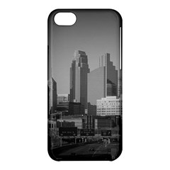 Minneapolis Minnesota Skyline Apple Iphone 5c Hardshell Case by BangZart