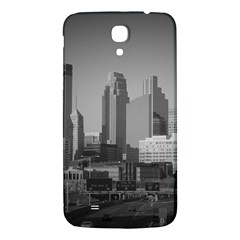 Minneapolis Minnesota Skyline Samsung Galaxy Mega I9200 Hardshell Back Case by BangZart