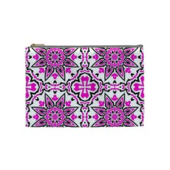 Oriental Pattern Cosmetic Bag (medium)