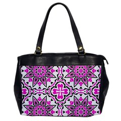 Oriental Pattern Office Handbags
