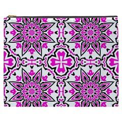 Oriental Pattern Cosmetic Bag (xxxl)