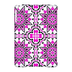 Oriental Pattern Apple Ipad Mini Hardshell Case (compatible With Smart Cover)