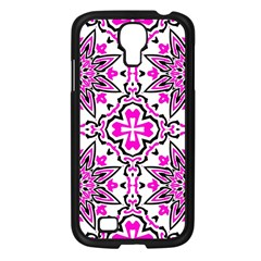 Oriental Pattern Samsung Galaxy S4 I9500/ I9505 Case (black) by BangZart