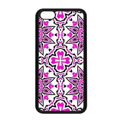 Oriental Pattern Apple Iphone 5c Seamless Case (black) by BangZart