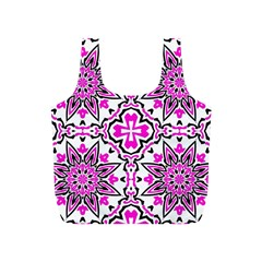 Oriental Pattern Full Print Recycle Bags (s)