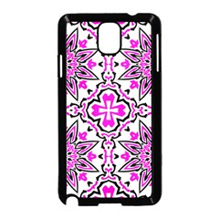 Oriental Pattern Samsung Galaxy Note 3 Neo Hardshell Case (black)